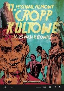 Plakat_17_Festiwal Filmowy Cropp Kultowe