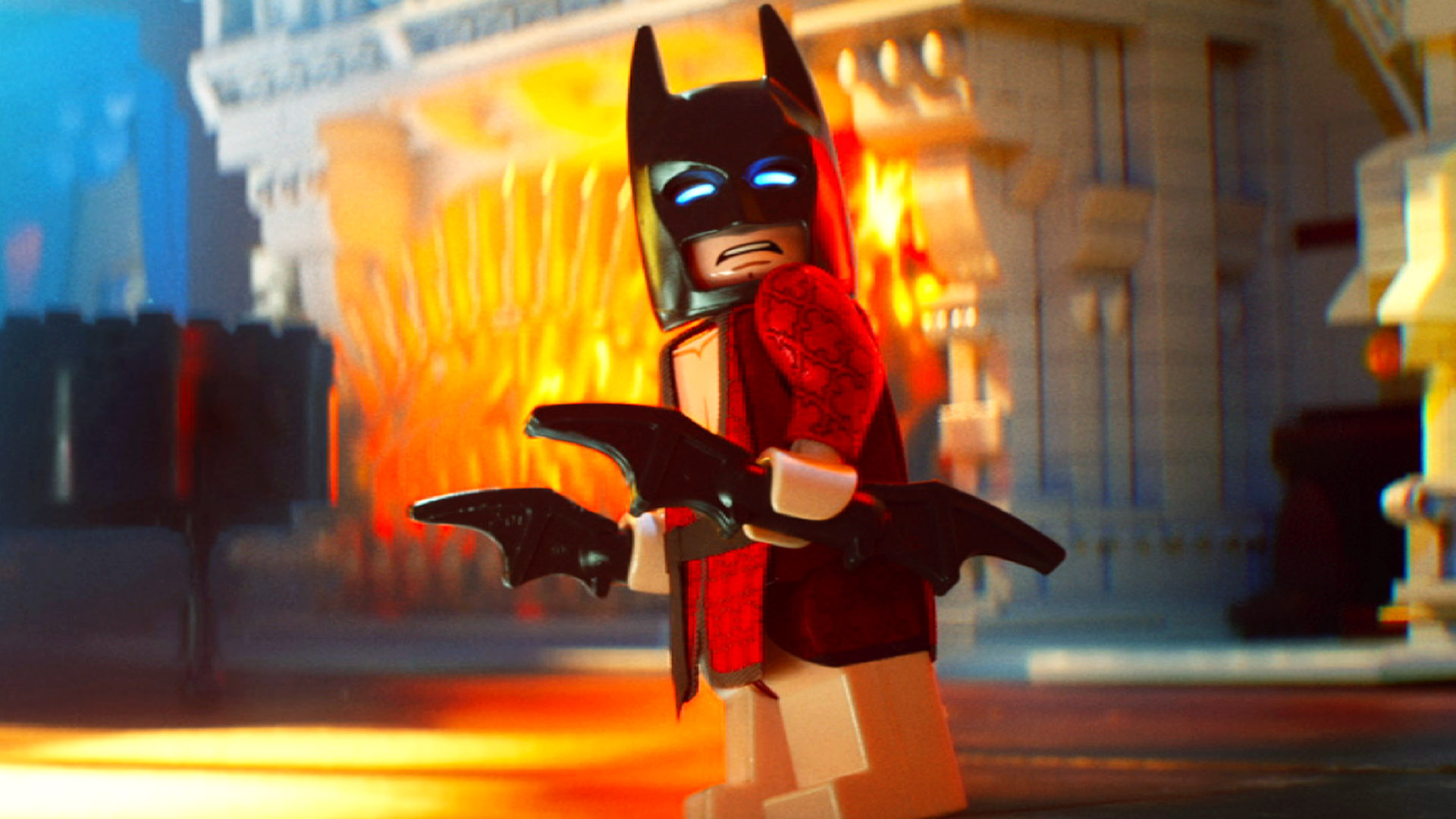 The Lego Batman Movie (2017, Chris McKay) – FILMOWE ...